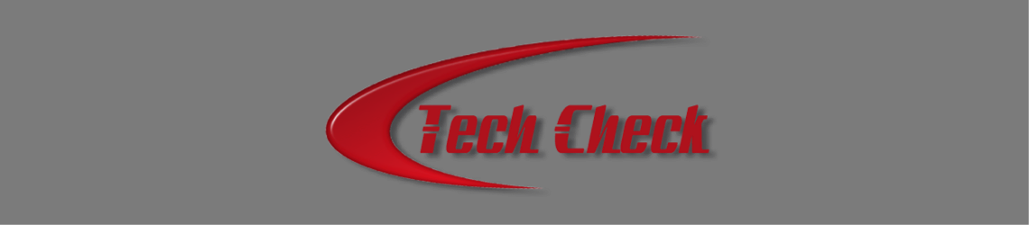 Tech Check - Automotive Forensics