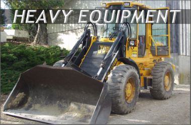 Tech Check - Failure Analysis of Heavy Equipment